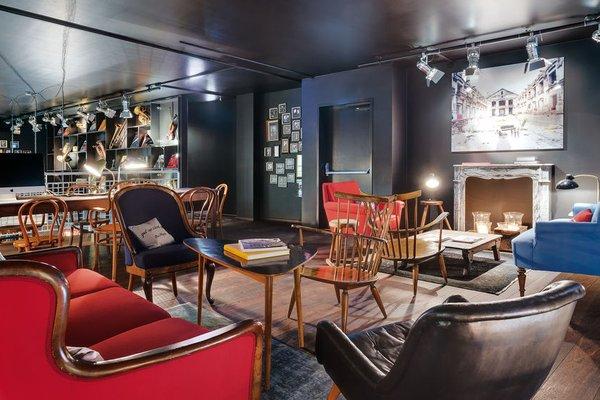 Отель Ruby Sofie Vienna - фото 16
