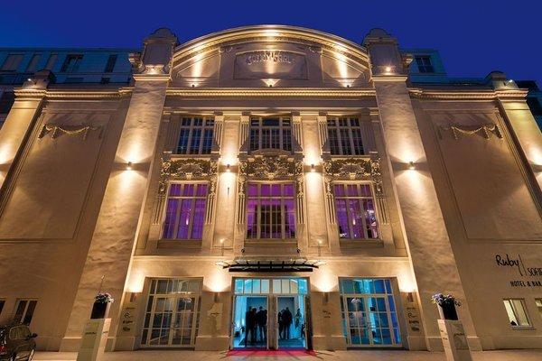 Отель Ruby Sofie Vienna - фото 22