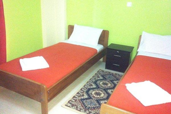 Гостиница «Driloni», Ksamil