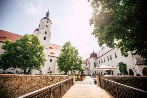 Schloss Hotel Wurzen - фото 23
