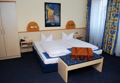 City Partner Hotel Strauss - фото 2