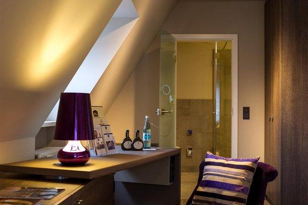 Best Western Premier Hotel Rebstock - фото 12