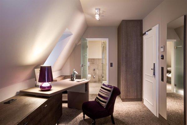 Best Western Premier Hotel Rebstock - фото 17