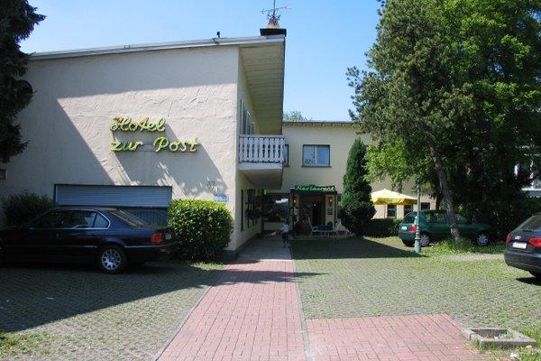 Hotel Restaurant zur Post - фото 16