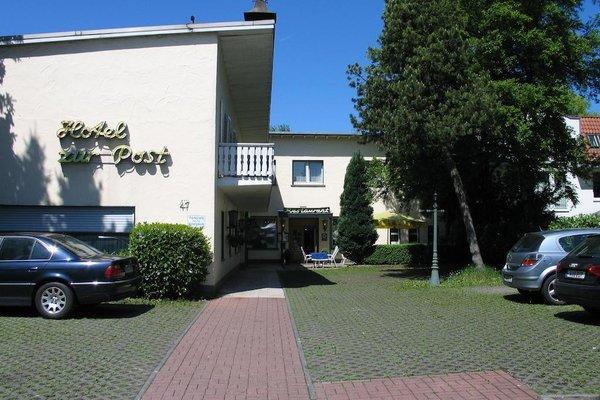 Hotel Restaurant zur Post - фото 17