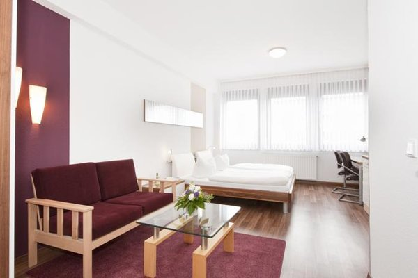 Appartements am Kleeblatt - фото 8