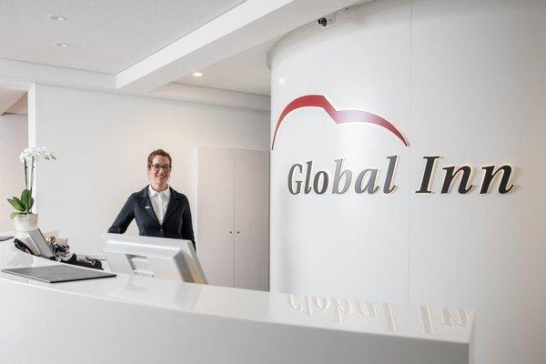 Hotel Global Inn - фото 16