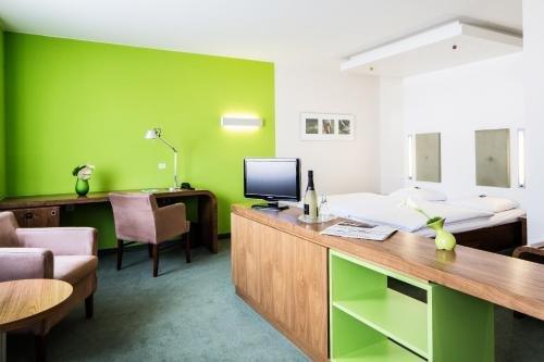 Hotel Global Inn - фото 17