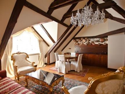 Alchymist Prague Castle Suites - фото 14