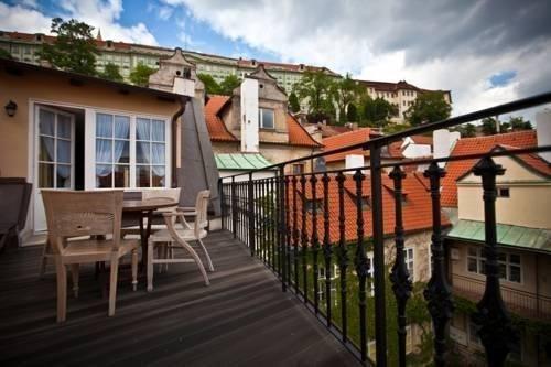Alchymist Prague Castle Suites - фото 18