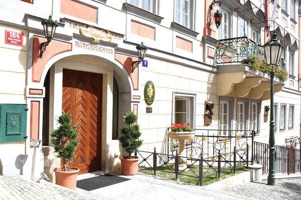 Alchymist Prague Castle Suites - фото 21