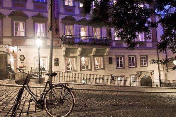 Alchymist Prague Castle Suites - фото 23