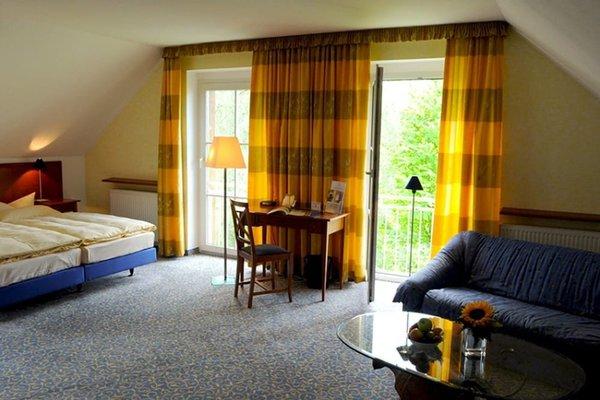 Landidyll Hotel Erbgericht Tautewalde - фото 38