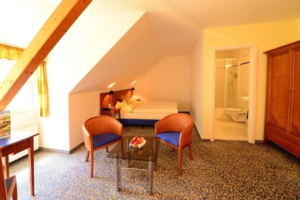 Landidyll Hotel Erbgericht Tautewalde - фото 11