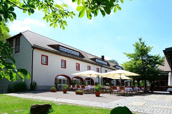 Landidyll Hotel Erbgericht Tautewalde - фото 20
