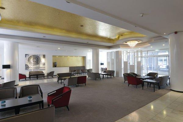 Mercure Hotel Wiesbaden City - фото 11