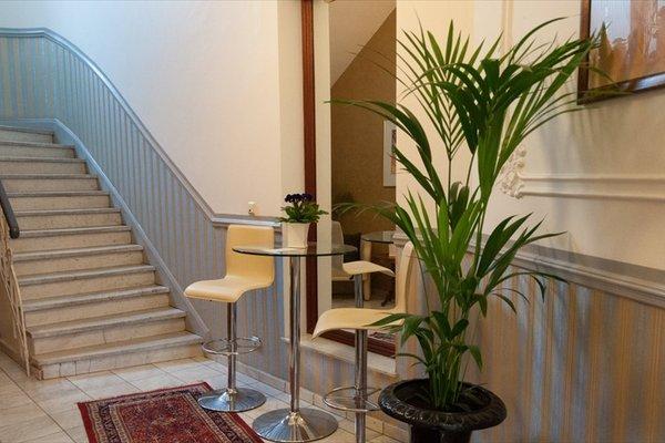 Garni Hotel Drei Lilien - фото 17