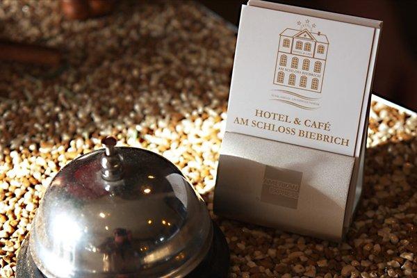 Hotel Am Schloss Biebrich - фото 18