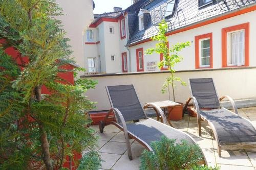 Hotel Am Schloss Biebrich - фото 21