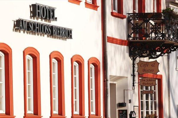 Hotel Am Schloss Biebrich - фото 23