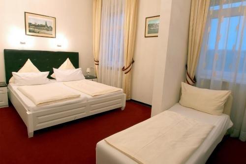 Hotel Am Schloss Biebrich - фото 3