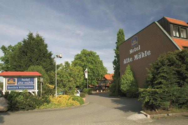 Best Western Hotel Alte Muhle - фото 20
