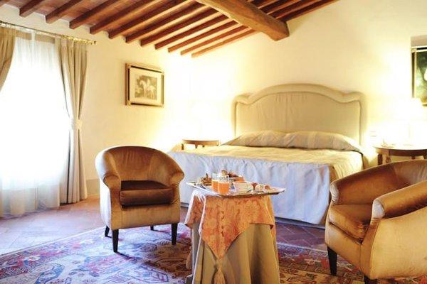 Гостиница «RELAIS BADIA DI CAMPOLEONE», Каполона