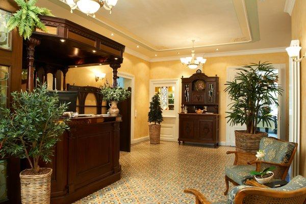Alte Landratsvilla Hotel Bender - фото 16