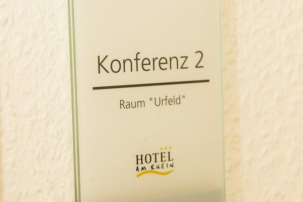 Hotel am Rhein - фото 16