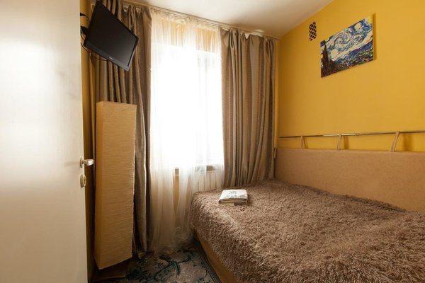 Hostel Khabarovsk B&B Na Stantsionnoy - фото 7