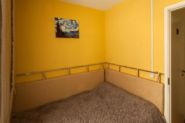 Hostel Khabarovsk B&B Na Stantsionnoy - фото 6
