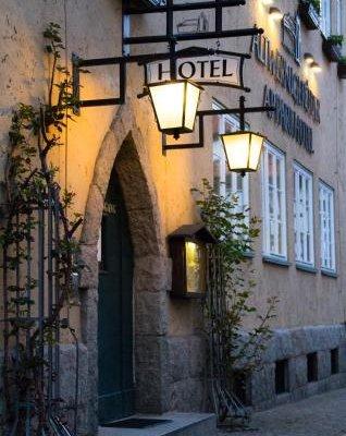 Altwernigeroder Apparthotel - фото 23