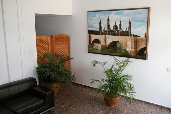Hostal Puente de Piedra - фото 7