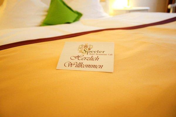 Hotel Speeter - фото 4