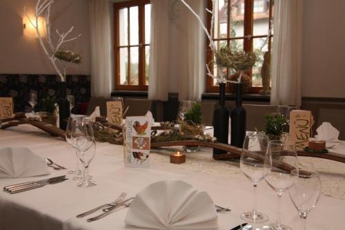 Hotel und Gutsgaststatte Rappenhof - фото 13