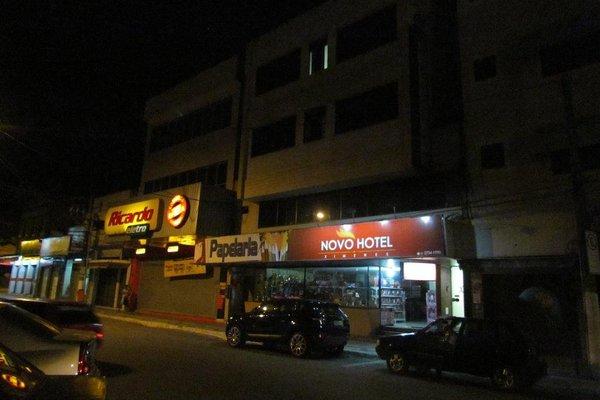 Novo Hotel Ximenes - фото 11