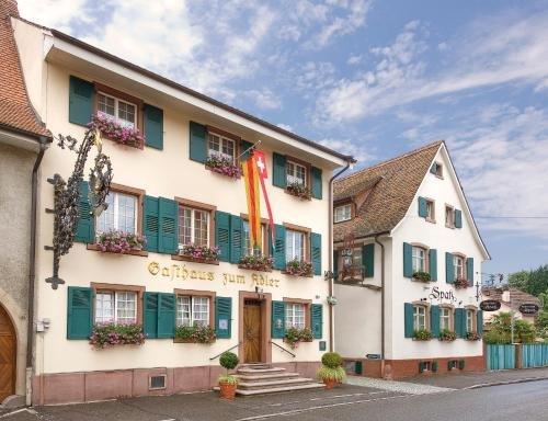 Hotel-Restaurant Adler - фото 20
