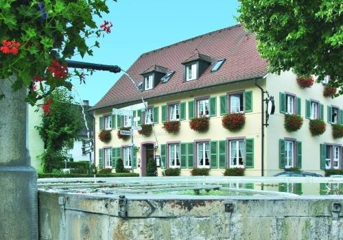 Гостиница «Rebstock Landgasthof», Бинцен