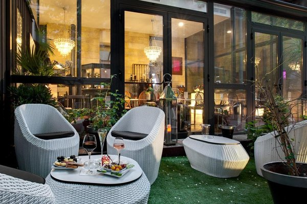 Le Boutique Hotel Bordeaux - фото 12