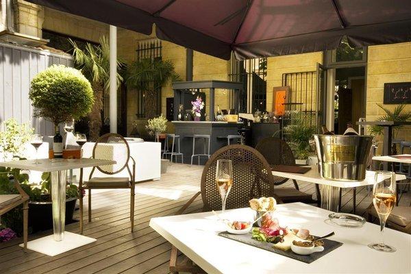 Le Boutique Hotel Bordeaux - фото 13