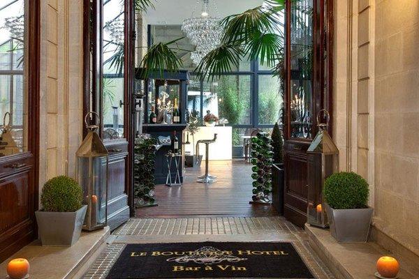 Le Boutique Hotel Bordeaux - фото 17