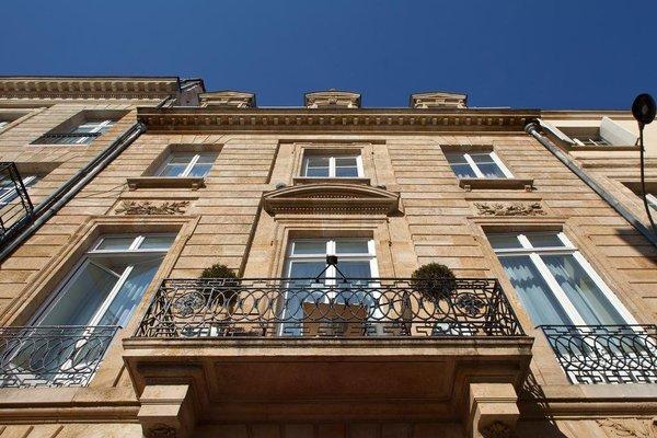 Le Boutique Hotel Bordeaux - фото 22