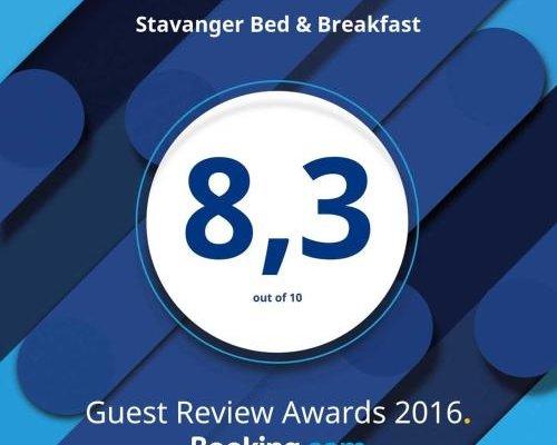 Stavanger Bed & Breakfast - фото 11