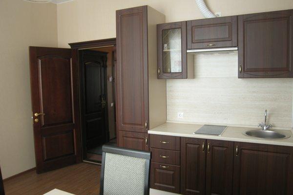Гостиница Сокольники - фото 17