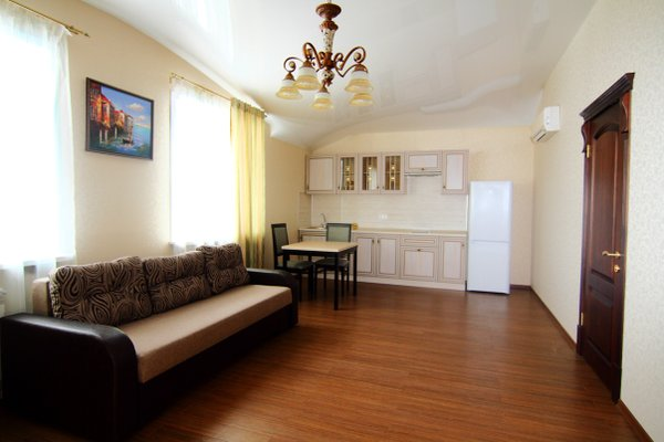 Гостиница Сокольники - фото 8