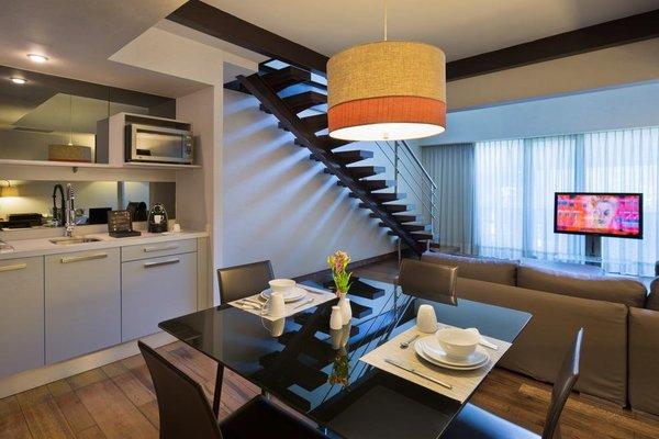 Las Suites Campos Eliseos - фото 11