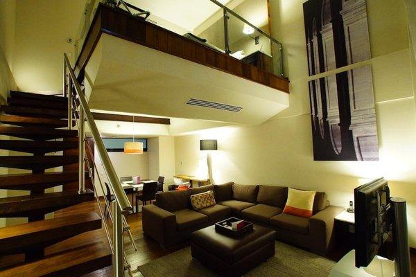 Las Suites Campos Eliseos - фото 16