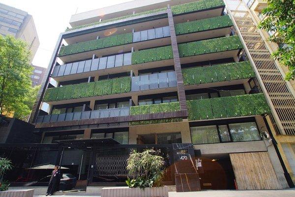 Las Suites Campos Eliseos - фото 22