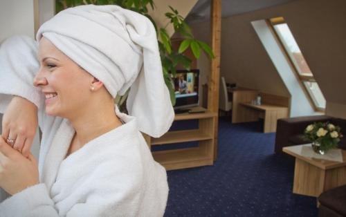 Hotel Am Alten Strom - фото 4