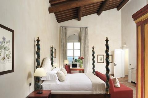 Castello Del Nero Hotel & Spa - фото 2